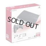 PS3本体チャコール・ブラック 250GB CECH-4000B 【新品】