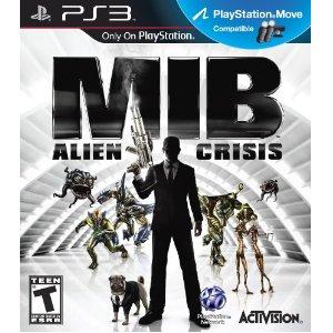 画像1: PS3 MEN IN BLACK:ALIEN CRISIS(輸入版) 【新品】