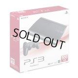 PS3本体チャコール・ブラック 500GB CECH-4000C 【新品】