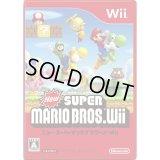 Wii New スーパーマリオブラザーズ Wii 【新品】