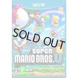 WiiU New スーパーマリオブラザーズ U 【新品】