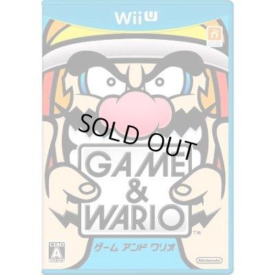 画像1: WiiU ゲーム&ワリオ 【新品】