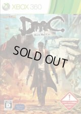 XBOX360 DmC Devil May Cry(ディーエムシー デビル メイ クライ)  【新品】