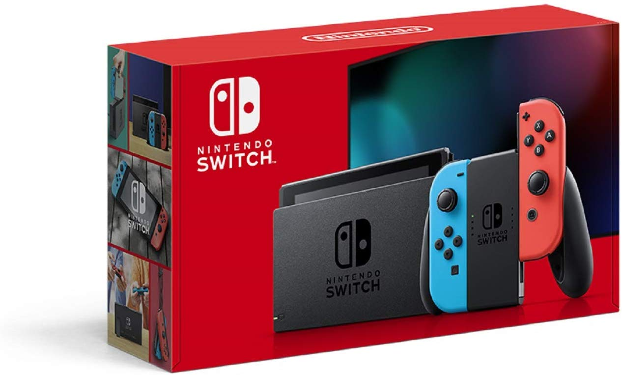 画像2: Nintendo Switch Joy-Con (L) ネオンブルー/ (R) ネオンレッド+Nintendo Labo Toy-Con 02: Robot Kit【新品】