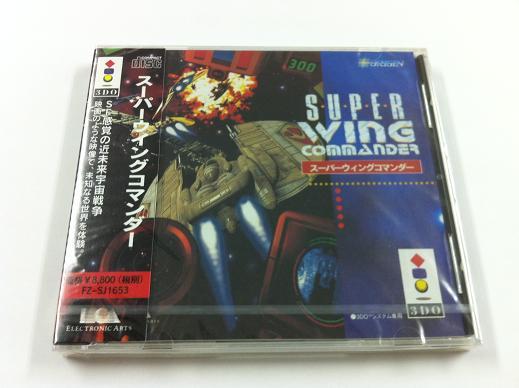 画像1: 3DO スーパーウィングコマンダー 【新品】