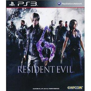 画像1: PS3 Resident Evil 6 (輸入版:アジア) 【新品】