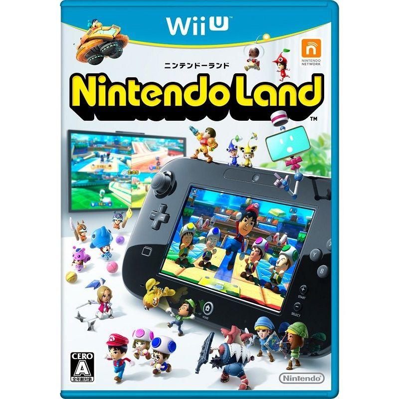 画像1: WiiU Nintendo Land ニンテンドーランド 【新品】